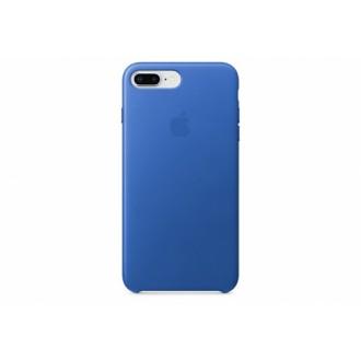 Чехол для iPhone 7 Plus /  iPhone 8 Plus, Apple Leather Case MRG92ZM/A Electric Blue