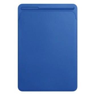 "Чехол для iPad Pro 10.5"", Apple Leather Sleeve MRFL2ZM/A Electric Blue"