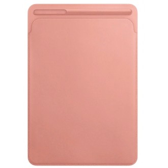"Чехол для iPad Pro 10.5"", Apple Leather Sleeve MRFM2ZM/A Soft Pink"