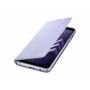 Чехол для Samsung Galaxy A8+ 2018, Neon Flip Cover Violett