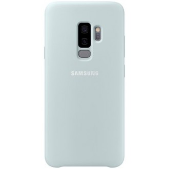 Чехол Samsung для Samsung Galaxy S9+, Silicone Cover Blue