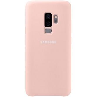 Чехол Samsung для Samsung Galaxy S9+, Silicone Cover Pink