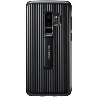 Чехол для Samsung Galaxy S9+, Samsung Protective Standing Cover  Black