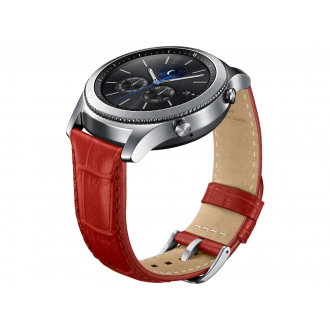 Сменный ремешок для часов Samsung Gear S3 Frontier Red