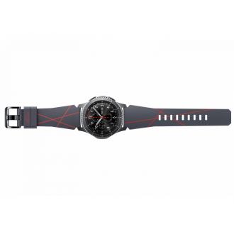 Сменный ремешок для часов Samsung Gear S3 Frontier Fractal