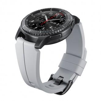 Сменный ремешок для часов Samsung Gear S3 Frontier Eclipse