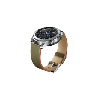 Сменный ремешок для часов Samsung Gear S3 Frontier Green