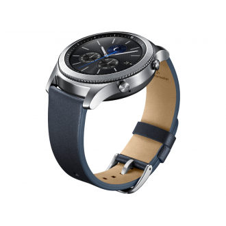 Сменный ремешок для часов Samsung Gear S3 Frontier DarkBlue