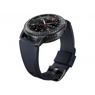 Сменный ремешок для часов Samsung Gear S3 Frontier Black