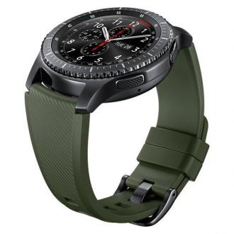 Сменный ремешок для часов Samsung Gear S3 Frontier Khaki