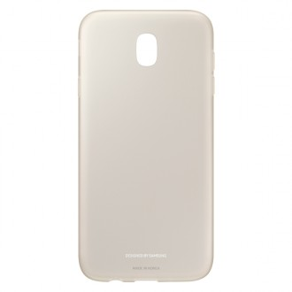 Чехол для Samsung Galaxy J7 2017, Jelly Cover Gold