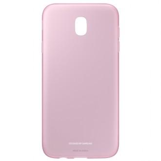 Чехол для Samsung Galaxy J7 2017, Jelly Cover Pink