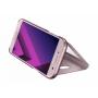 Чехол для Samsung Galaxy A5 2017, Samsung S View Standing Cover  Pink