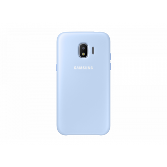 Чехол для Samsung Galaxy J2 2018, Dual Layer Cover Blue