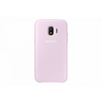 Чехол для Samsung Galaxy J2 2018, Dual Layer Cover Pink