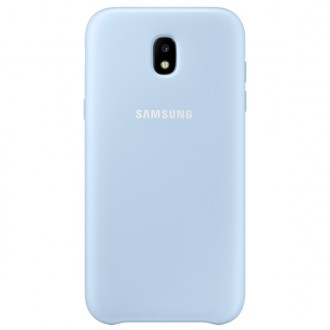 Чехол для Samsung Galaxy J5 2017, Dual Layer Cover Blue