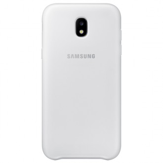 Чехол для Samsung Galaxy J5 2017, Dual Layer Cover White