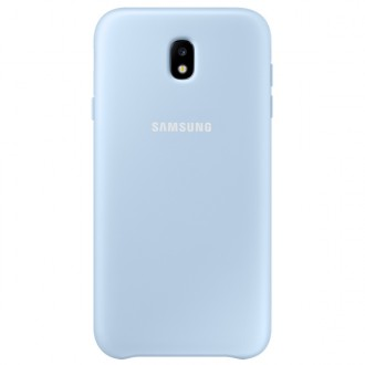 Чехол для Samsung Galaxy J7 2017, Dual Layer Cover Blue