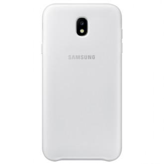 Чехол для Samsung Galaxy J7 2017, Dual Layer Cover White