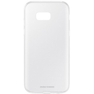 Чехол для Samsung Galaxy A7 2017, Clear Cover Transparent