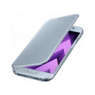 Чехол для Samsung Galaxy A7 2017, Clear View Cover Blue