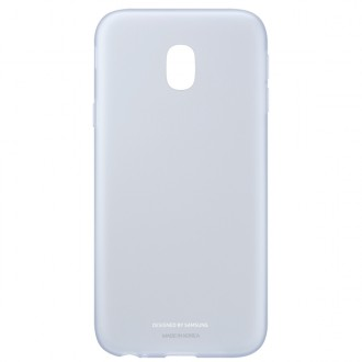 Чехол для Samsung Galaxy J3 2017, Jelly Cover Blue