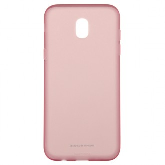 Чехол для Samsung Galaxy J5 2017, Jelly Cover Pink