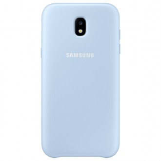 Чехол для Samsung Galaxy J3 2017, Dual Layer Cover Blue