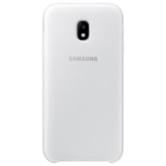 Чехол для Samsung Galaxy J3 2017, Dual Layer Cover White