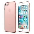 Чехол для iPhone 7, Takeit Metal Slim (TKTIP7MSRGD) Pink