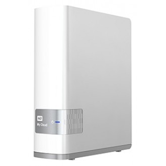 Внешний жесткий диск Western Digital My Cloud  WDBCTL0020HWT silver