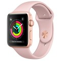 Смарт-часы Apple Watch Series 3 42mm Aluminum Case with Sport Band MQL22RU/A Pink