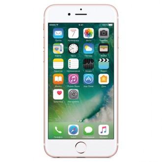 Смартфон Apple iPhone 6S 16GB восстановленный Rose Gold FKQM2RU/A