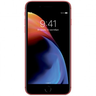Смартфон Apple iPhone 8 Plus 256GB MRTA2RU/A Red