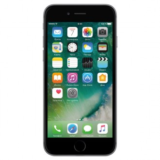 Смартфон Apple iPhone 6S 128GB восстановленный Space Grey FKQT2RU/A