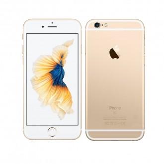 Смартфон Apple iPhone 6 32GB MQ3E2RU/A Gold