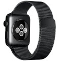 Ремешок для Apple Watch, Milanese Loop 42mm MLJH2ZM/A Space Black
