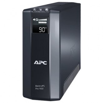 Интерактивный ИБП APC by Schneider Electric UPS Pro BR900GI Black