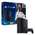 Игровая консоль PlayStation 4 1Tb FIFA 18 + PS Plus 14 дней (50914692)Black