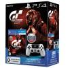 Геймпад для PlayStation 4, DualShock 4+Gran Turismo Sport Limited Edition (50914121)Silver
