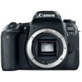 Зеркальный фотоаппарат Canon EOS 77D Body Black