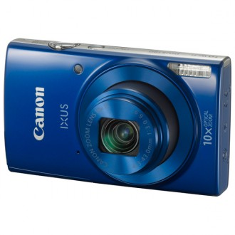 Фотоаппарат компактный Canon IXUS 190 Blue