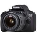 Зеркальный фотоаппарат Canon EOS 4000D Kit Black
