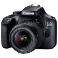 Фотоаппарат зеркальный Canon EOS 4000D EF-S 18-55 III Kit Black