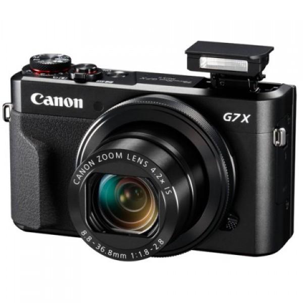 Фотоаппарат цифровой CANON PowerShot G7 X MARKII Black