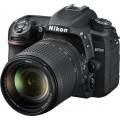 Зеркальный фотоаппарат Nikon D7500 Kit 18-140mm f/3.5-5.6G VR Black