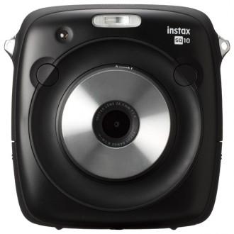 Фотоаппарат моментальной печати Fujifilm INSTAX SQUARE 10 Black