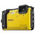 Цифровой фотоаппарат NIKON CoolPix W300 Yellow