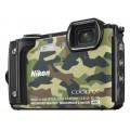 Цифровой фотоаппарат NIKON CoolPix W300 Камуфляж