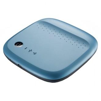 Беспроводной внешний жесткий диск Seagate Wireless 500GB